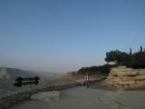 Смотровая у могилы Бен-Гуриона