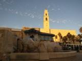 Площадь в старой Яффе