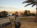 На смотровой площадке Яффы