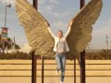 Крылья вблизи устья реки Яркон
