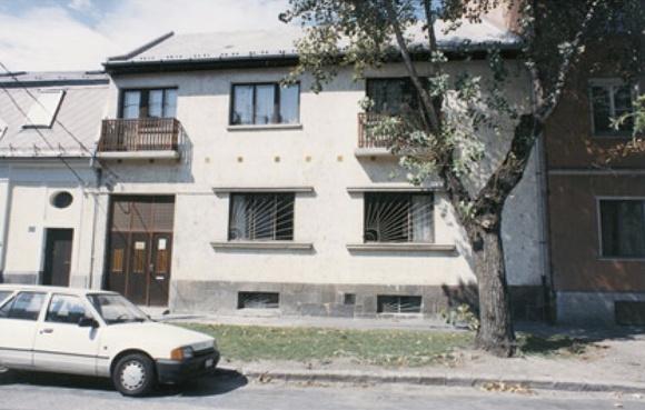 1983 - первый офис Grapfisoft