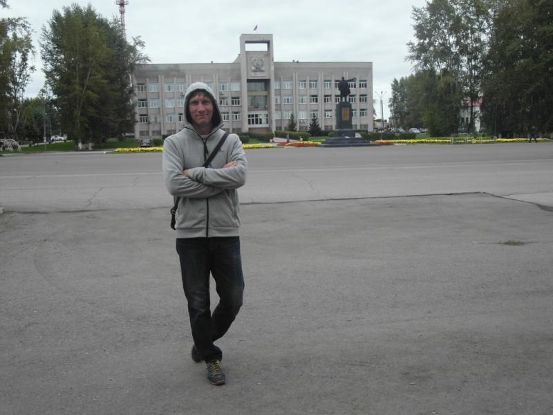 Главная площадь Асино