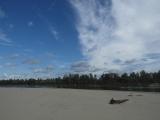 Огромный пляж на Чулыме
