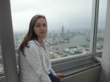 На смотровой площадке небоскреба Высоцкий
