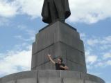 Ильич на площади 1905 года.