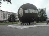 Памятник Бухгольцу