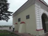 Тобольские ворота Омской крепости