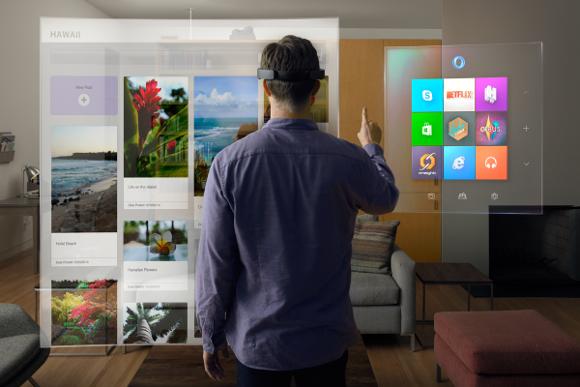 Microsoft HoloLens Windows 10