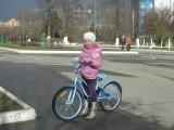 Вторая поездка на велосипеде