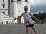 Прогулка в Кремле