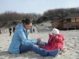 На пляже Зеленоградска