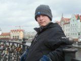 На мостике в Калининграде