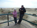 Обзорная площадка на дюне Эфа