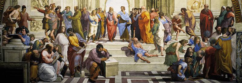 Афинская школа
