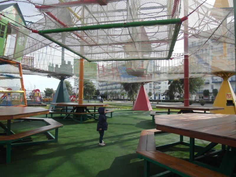 Детская площадка в Имеретинке