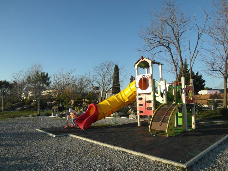 Еще детская площадка, 10 февраля